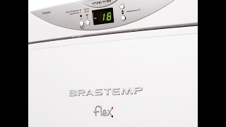 Trocando Placa Freezer Flex Brastemp