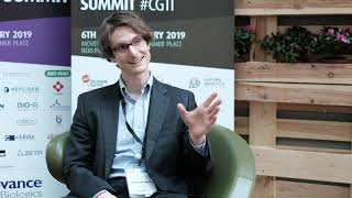 12th Annual Bioinnovation Leaders Summit 2019   Moritz von Stosch   Senior Manager    GSK