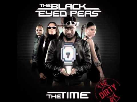 The black eyed peas - The time (dirty bit) karaoke instrumental
