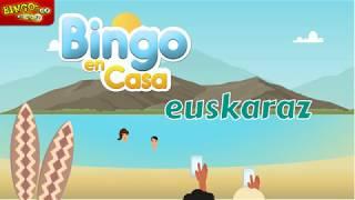 App Bingo etxean euskaraz - Bingo.es