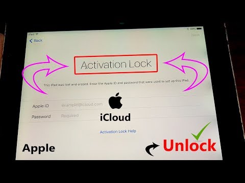 June,2019 Unlock!!! Activation lOck iPHOne iClouD!! Remove!Bypass! Permanent Unlock Apple's iPhone
