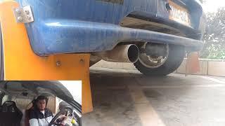 ARRANCANDO AUTO DE CARRERA/STARTING UP A RACING CAR