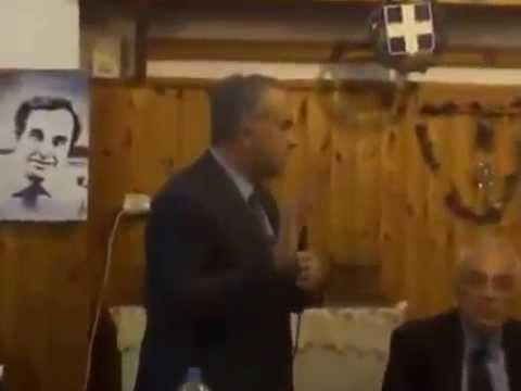 Makis Voridis - Polarizing pre-election speech