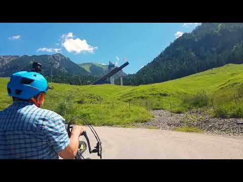Barrierefreie Wanderwege in Oberstdorf - Oytal