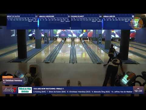 Lucky 7 Bowling Tournament 2019 Finals 1