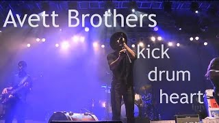 The Avett Brothers - Kick Drum Heart