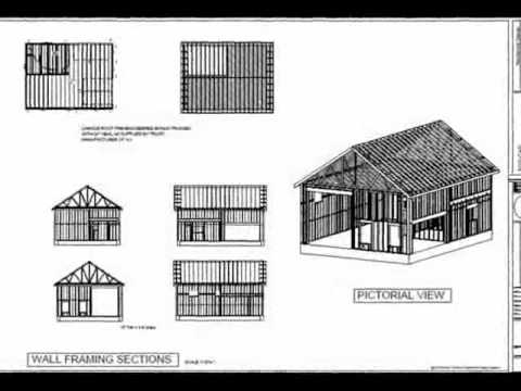 G395 30 39 x 40 39 x 14 39 garage with apartment plan youtube for 30x30 garage with apartment