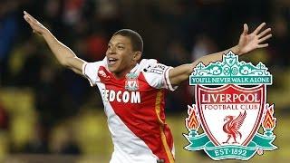 Liverpool bid £65,000,000 for mbappe | klopp's record breaking transfer bid | transfer news