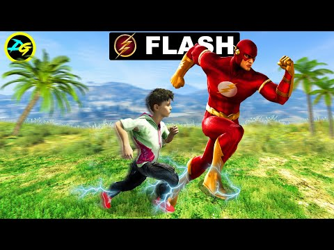 Adopted By FLASH