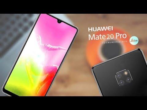 Huawei Mate 20 Pro với cụm camera 40Mpx siêu chất - Nghenhinvietnam.vn