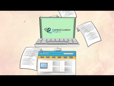 Content Curation Plugin  Endless Free Content For Your Blog