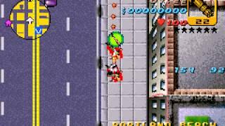 Grand Theft Auto Advance - Grand Theft Auto Advance (GBA / Game Boy Advance) - Vizzed.com GamePlay - User video