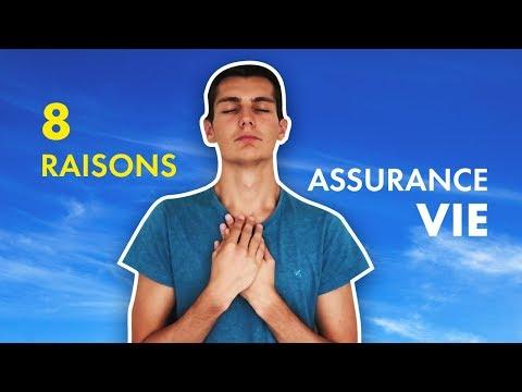 8 (BONNES) RAISONS: ASSURANCE VIE