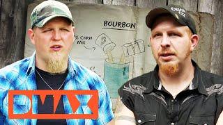 Tyler & Chico: Mit Honig-Bourbon zum Erfolg?   Moonshiners   DMAX Deutschland