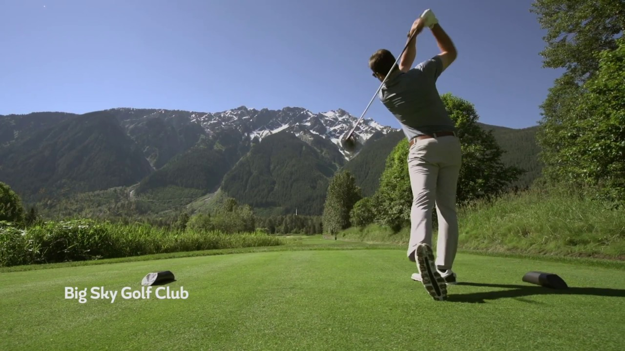 Whistler Golf Courses | Golf Vacations British Columbia