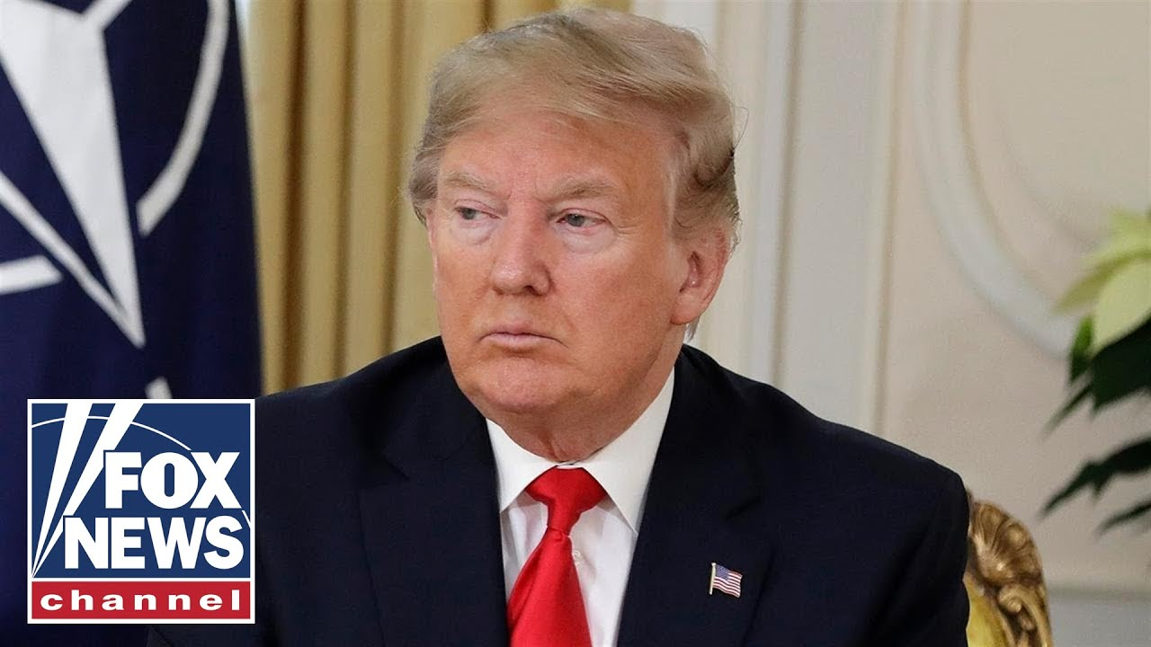 Trump says Democrats are 'very unpatriotic and in search of a crime' - FOX News