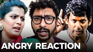 """Shoot these David Pullais"" | Tamil Cinema's Angry Reaction on Chennai Horror"