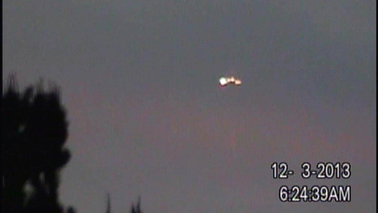 Breaking News! UFO Sightings Massive Flying Saucer Today ...