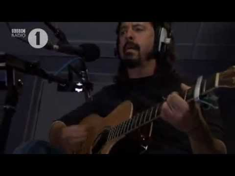 Dave Grohl - Wheels - acoustic [ HD ]
