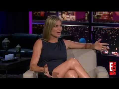 Gabrielle Reece very leggy at Chelsea Lately