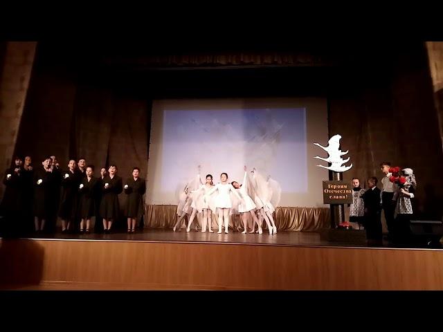 №596 Вокальная группа «Созвездие». Песня