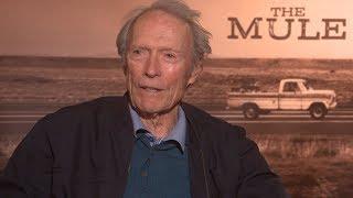 Clint Eastwood Talks THE MULE With His Cast (Dianne Wiest, Alison Eastwood, Taissa Farmiga)