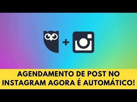 Agora o Instagram permite o agendamento automático de post. Aprenda aqui como fazer!