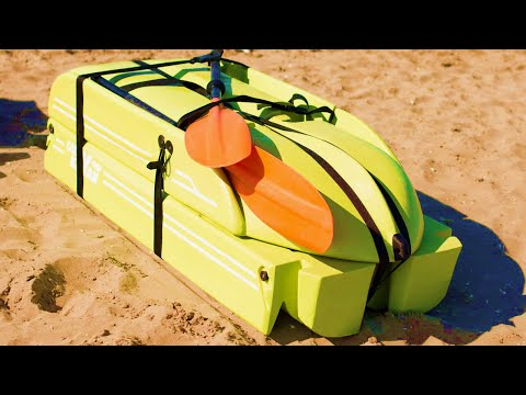 5 Inventions for the Outdoor Life! -  Can it Get any Better?