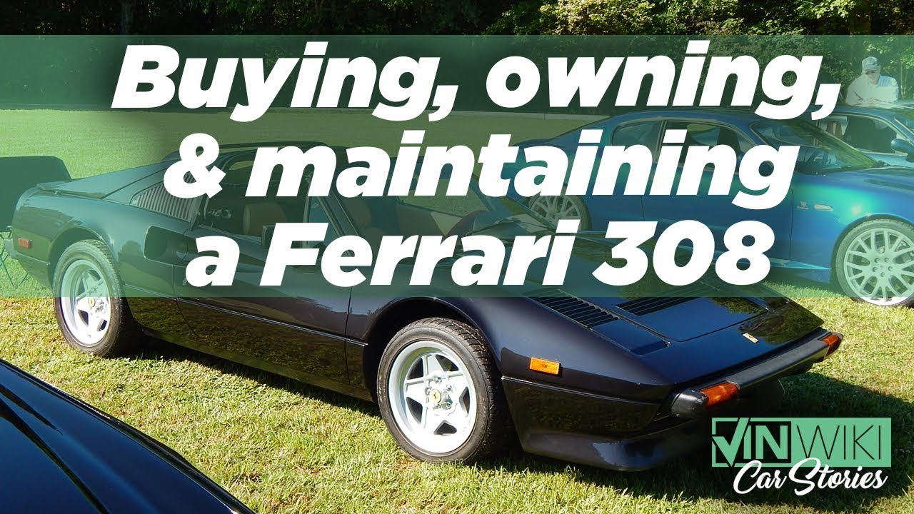 Buying Owning And Maintaining A Ferrari 308 Gts Qv Youtube Wiring Diagram