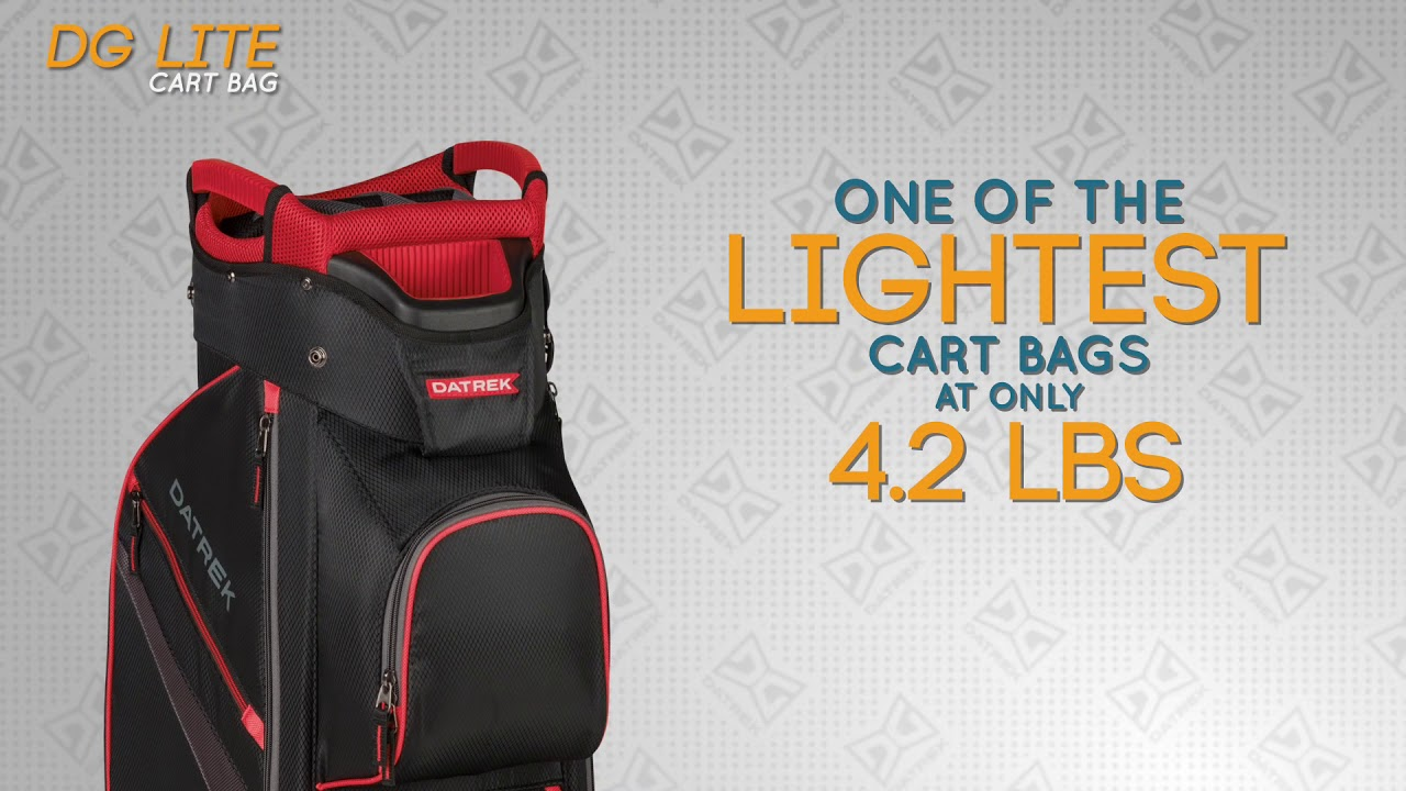 Datrek Dg Lite Cart Bag