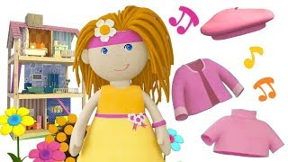 Songs for kids & rhymes for babies - Clothes song for kids.