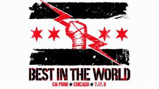 "WWE CM Punk New Theme Song 2013 ""Cult of Personality"" By Living Colour"
