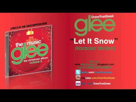 Let It Snow Instrumental Download Glee