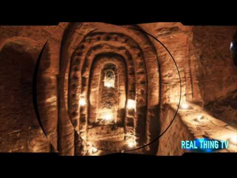 Thumbnail: Holy Grail site FOUND? 700 year old cave used by Knights Templar