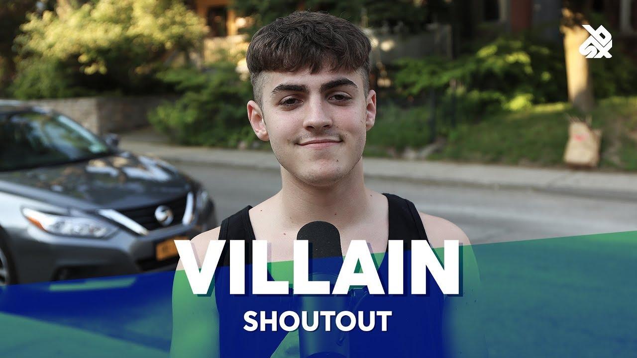 VILLAIN | I Love Gbbb