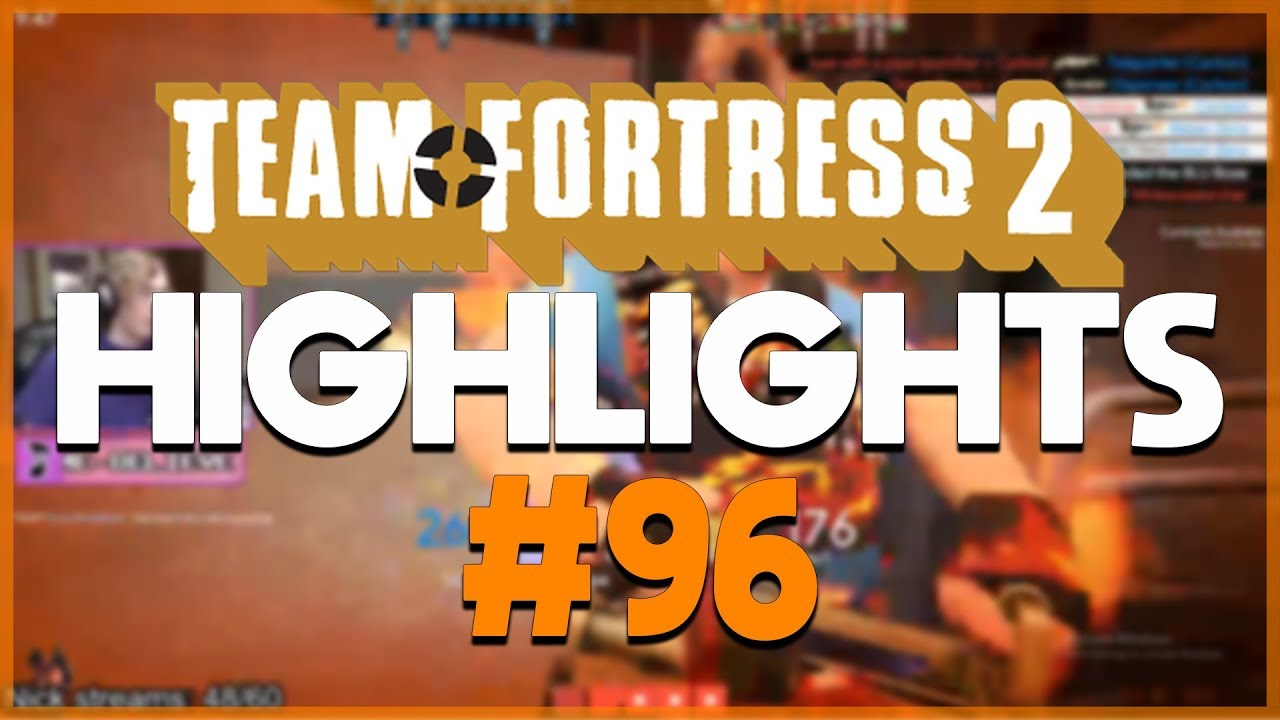 Playing TF2 With 1 Hand!! - TF2 Stream Highlights #96
