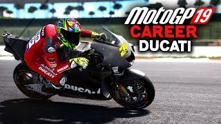 WE JOINED DUCATI!! | MotoGP 19 Career Mode Part 58 (MotoGP 2019 Game PS4 Gameplay)