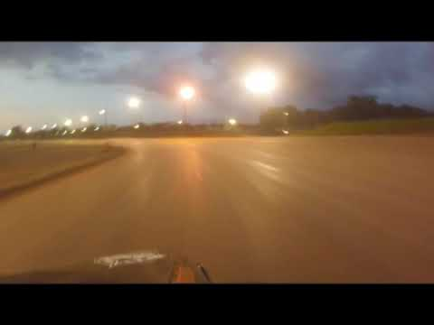 Paradise Speedway Wing Champ Kart feature