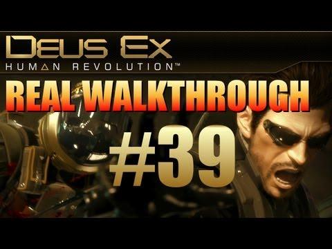 Deus Ex Human Revolution Walkthrough Pt 39 - Shanghai Justice