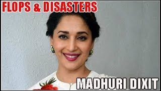 madhuri dixit flop films list biggest bollywood flops disasters 🎥 🎬