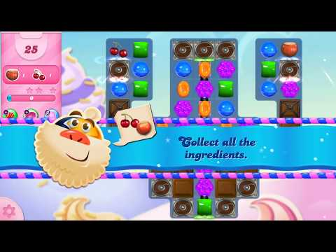 Candy Crush Saga Level 3130 NO BOOSTERS