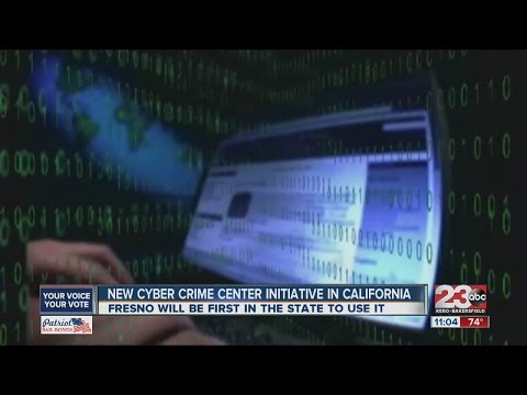 New cyber crime center initiative in California