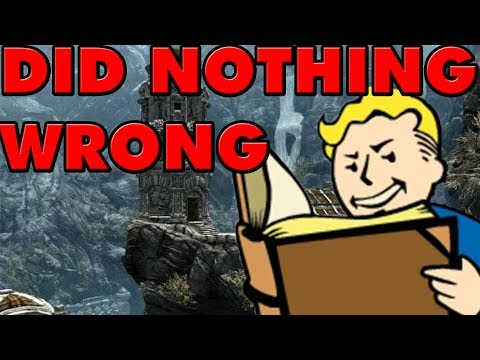 The Creation Engine Did Nothing Wrong | It's Bethesda! | Morrowind to Fallout 76 thumbnail