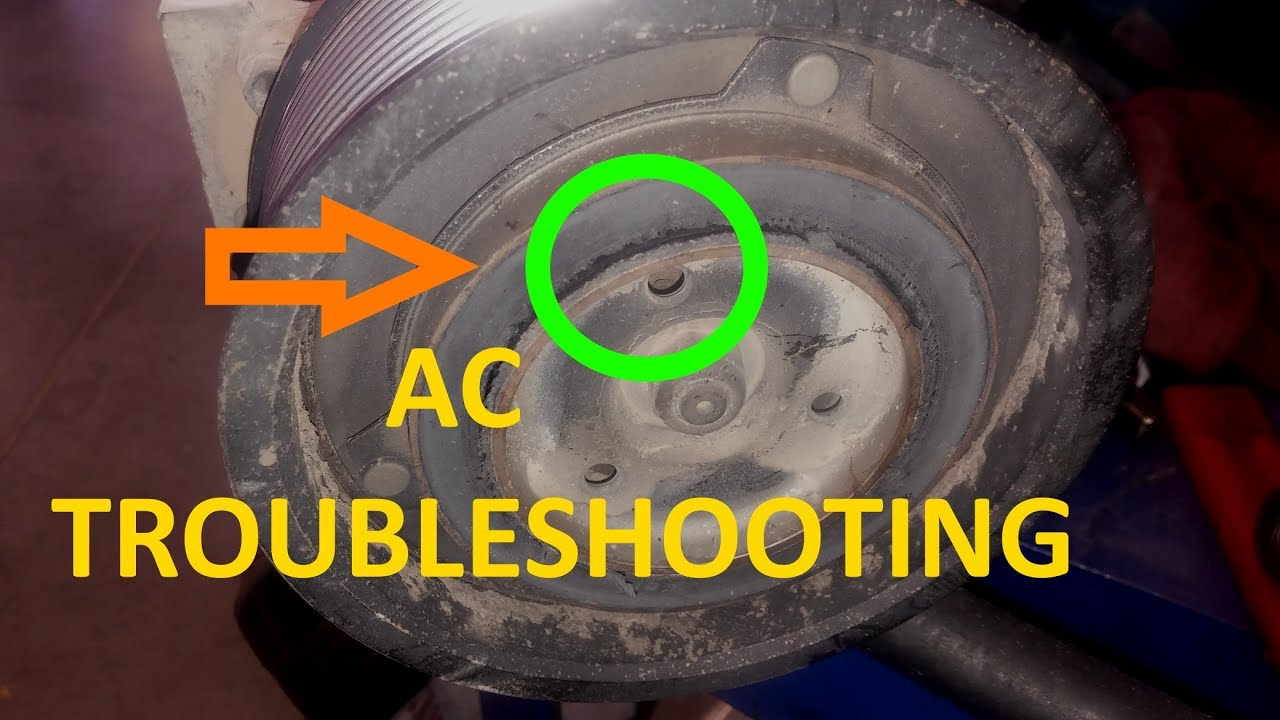 Air Conditioning Basic Troubleshooting  AC Beginners Course  Truck AC Class  Part 3