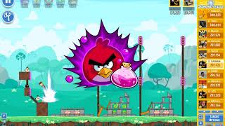 Angry Birds Friends tournament, week 302/1, level 6