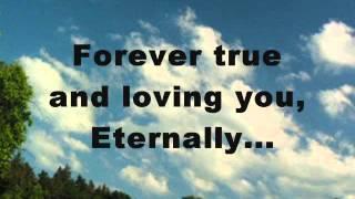"""Eternally"" With Lyrics Artist: Victor Wood"