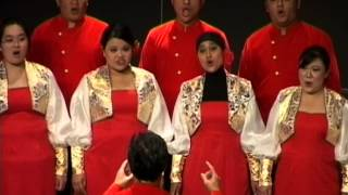 GLORIA PATRI, Budi Susanto Johanes - THE INDONESIA CHOIR