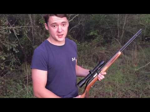 Marlin Model 60 stock replacement P1 Project Intro from YouTube · Duration:  3 minutes 44 seconds