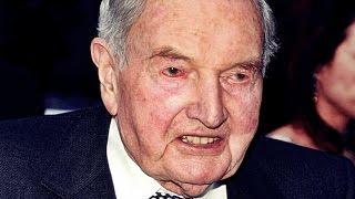 101 Yaşında Ölen David Rockefeller Kimdir ? İNANILMAZ BİLGİLER
