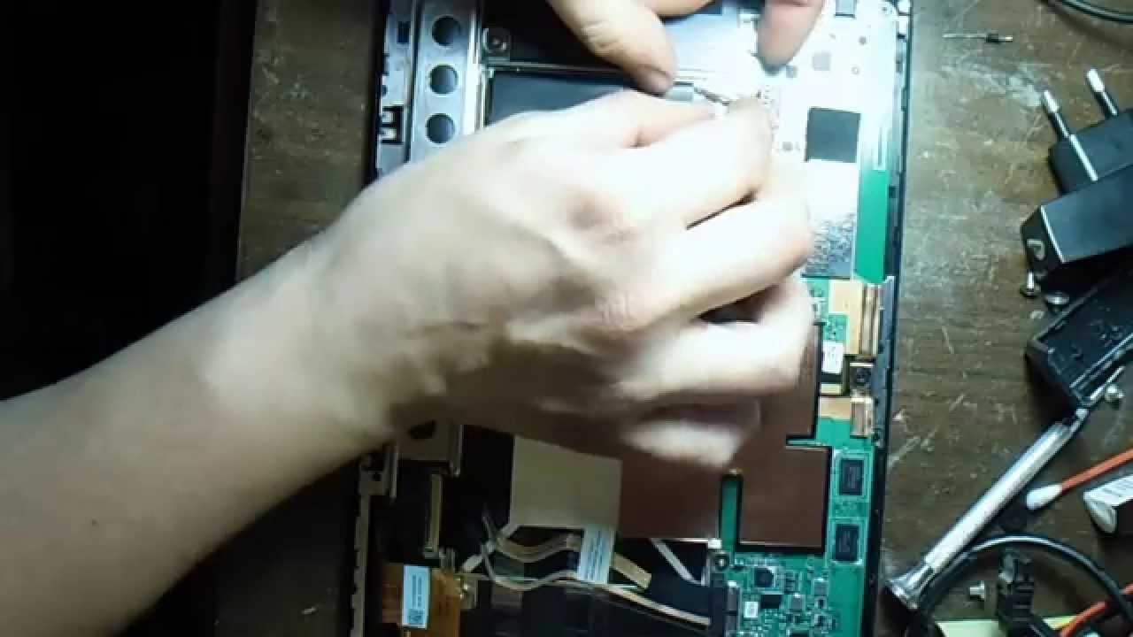 Asus Memo Pad 7 ME70C unboxing - YouTube